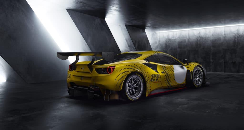 Ferrari 488 GT Modificata, pistarde ultime