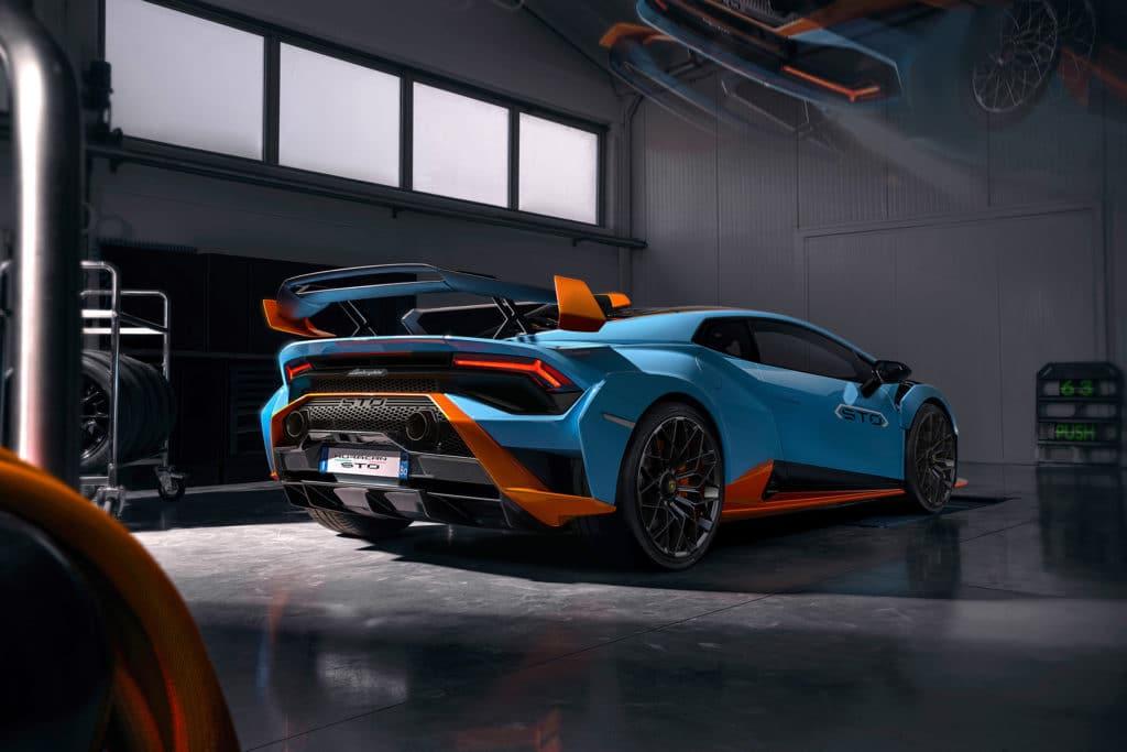 Lamborghini Huracán STO (2020) – Photos officielles