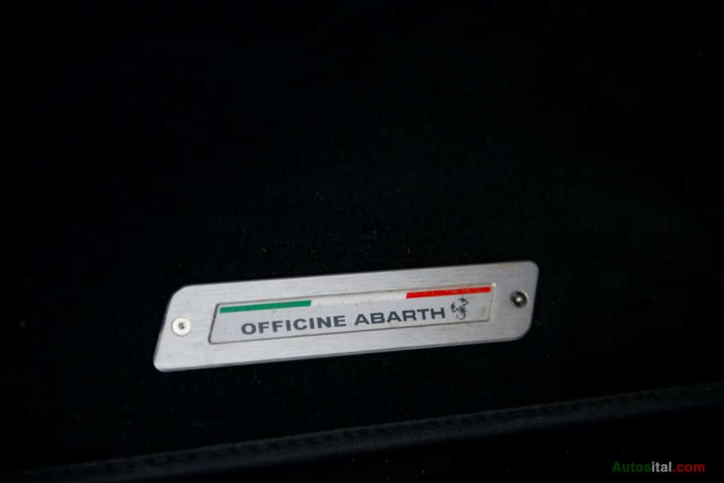 Abarth 595 Esse Esse (2020)
