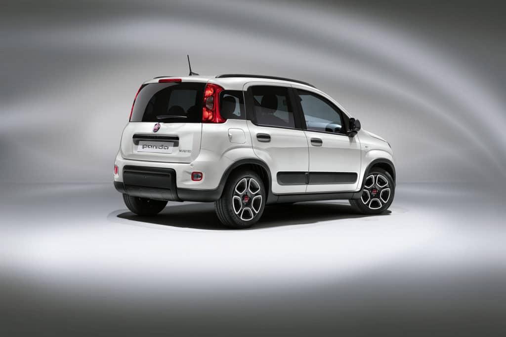 Fiat Panda et City Cross 2021 – Photos officielles