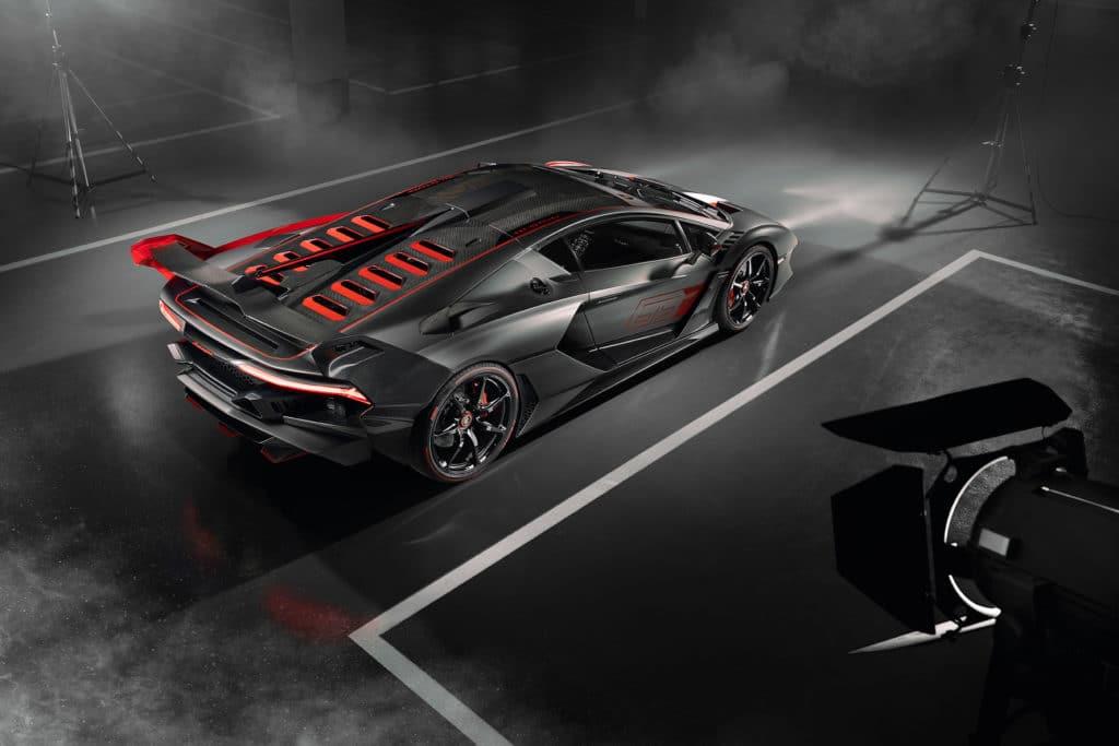 Lamborghini SC18 (2018) – Photos officielles
