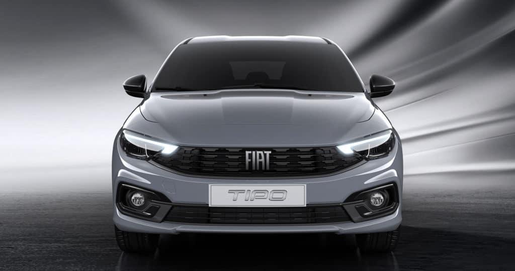 Les nouvelles Fiat Tipo et Tipo Cross en détails