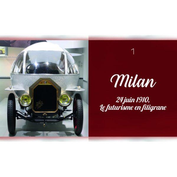 Alfa Romeo, 110 ans - Serge Bellu