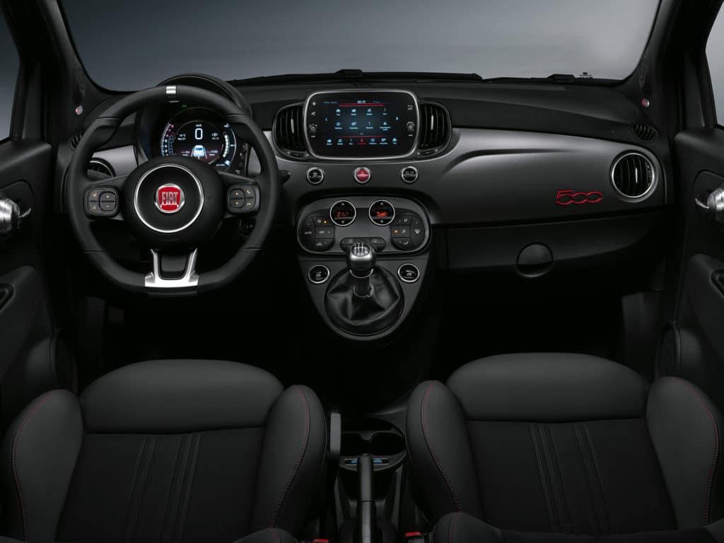 Fiat 500 2021 - Sport