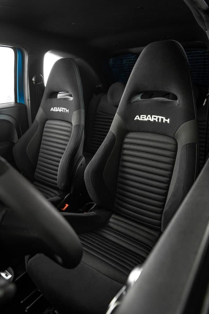 Abarth 595 Competizione (2021)