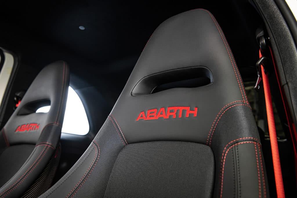 Abarth 595 Esseesse (2021)
