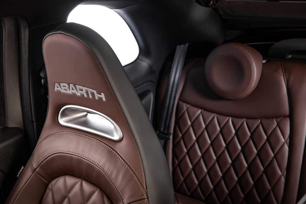 Abarth 595 Turismo (2021)