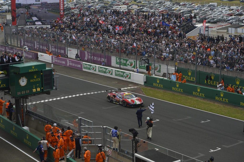 Ferrari revient aux 24 Heures du Mans en 2023 avec une Hypercar