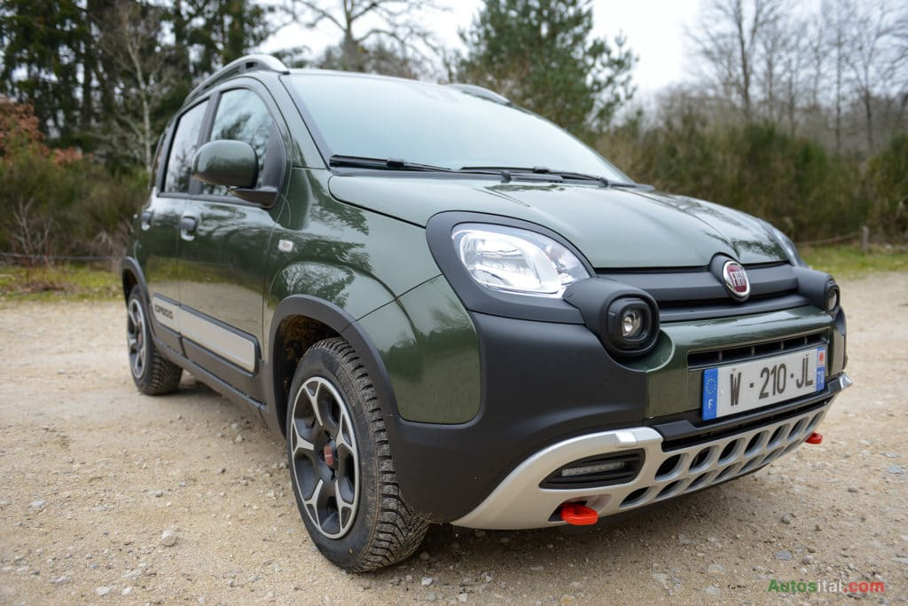 Fiat Panda City Cross Plus 1.0 Firefly 70 ch Hybrid
