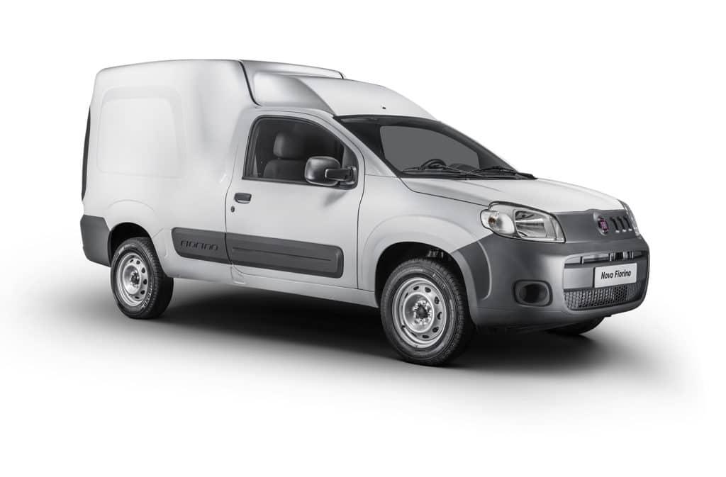 Fiat Fiorino 1.4 Evo Flex (Brésil 2021)