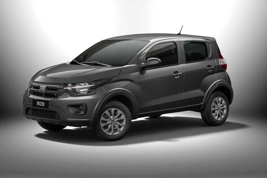 Fiat Mobi (Brésil 2021)