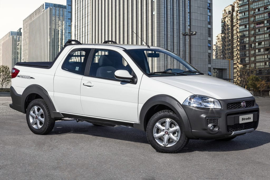 Fiat Strada (Brésil 2021)