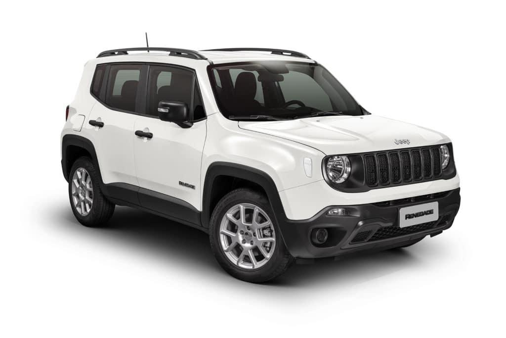 Jeep Renegade (Brésil 2021)Jeep Renegade (Brésil 2021)