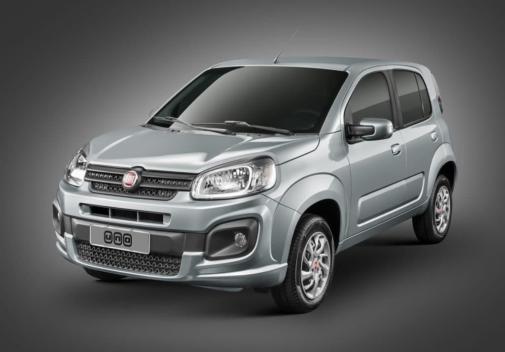 Fiat Uno Attractive (Brésil 2021)