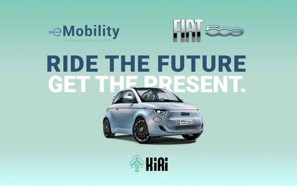 Fiat 500 et Kiri Technologies récompensent les éco-conducteurs