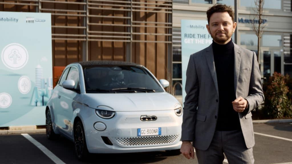 Gabriele Catacchio, e-Mobility Program Manager