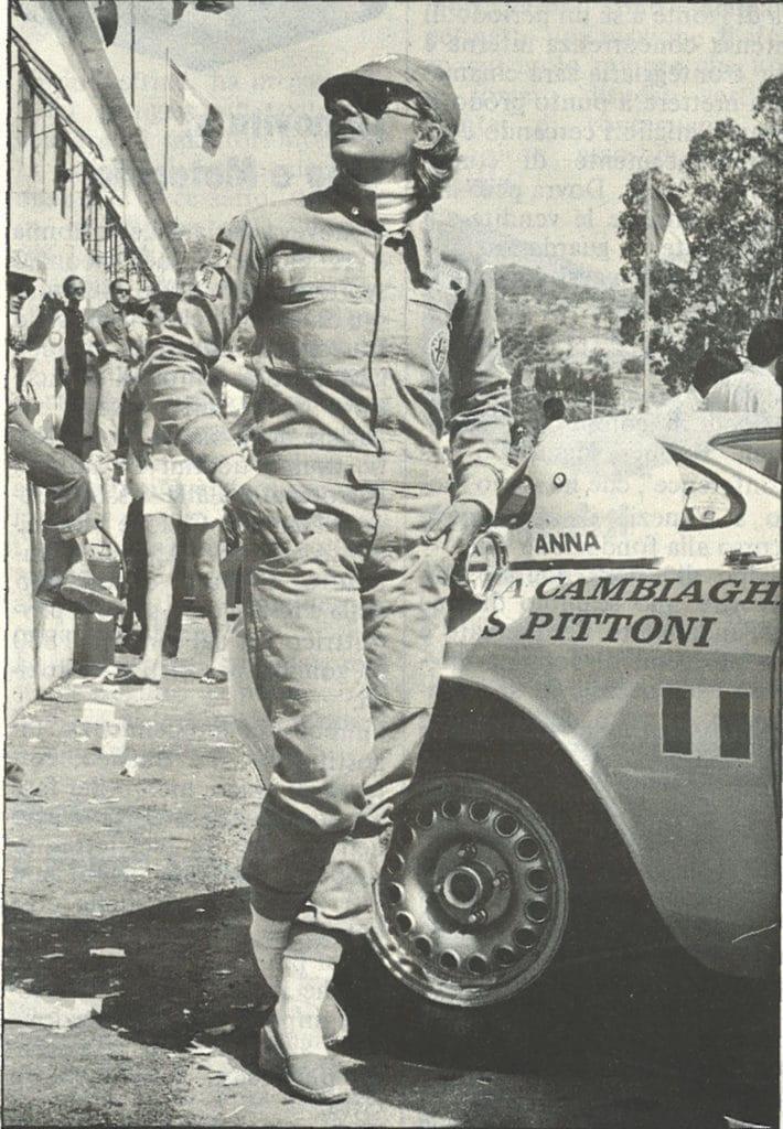 Anna Cambiaghi - 1975 Targa Florio