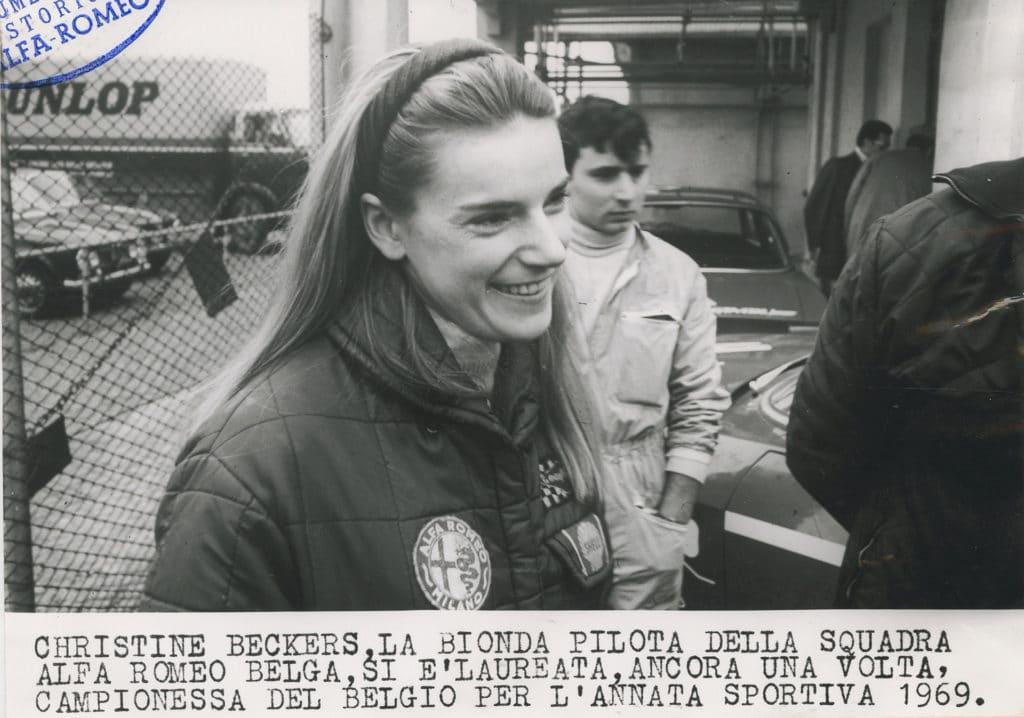 Christine Beckers