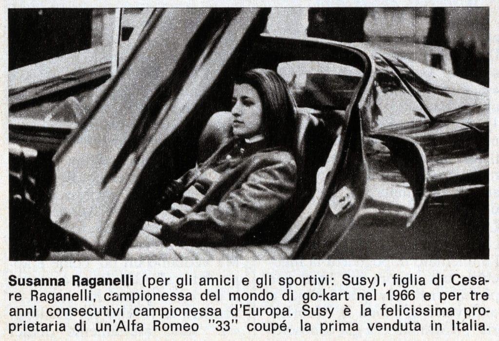 Raganelli - 33 Stradale