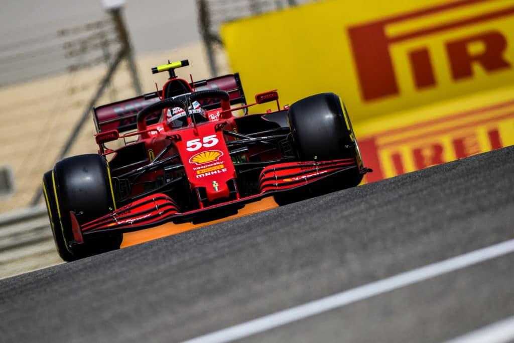 Premiers essais libres de la saison de F1 2021 à Bahrein - Scuderia Ferrari