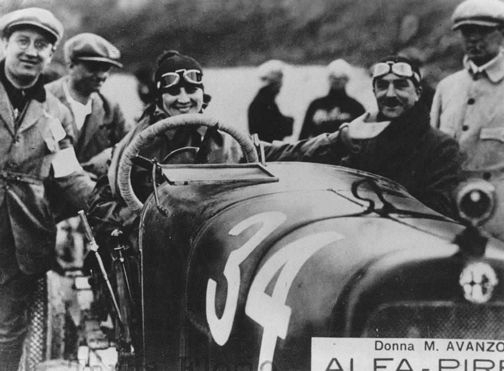 Maria Antonietta d'Avanzo - Alfa Romeo 20-30 ES