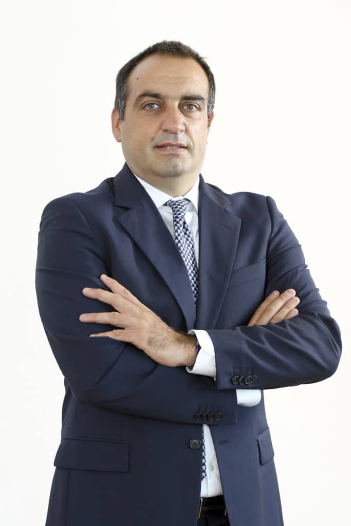 Federico Foschini, directeur du marketing et des ventes Lamborghini