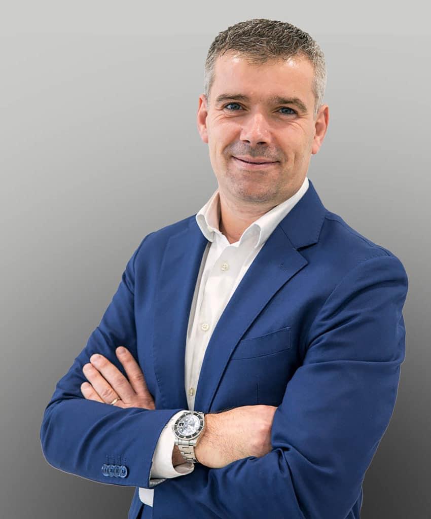 Arnaud Leclerc, responsable de la stratégie et de la performance de la marque Alfa Romeo