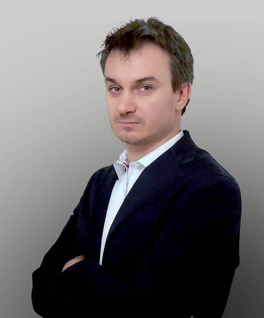Daniel Guzzafame, responsable des produits Alfa Romeo