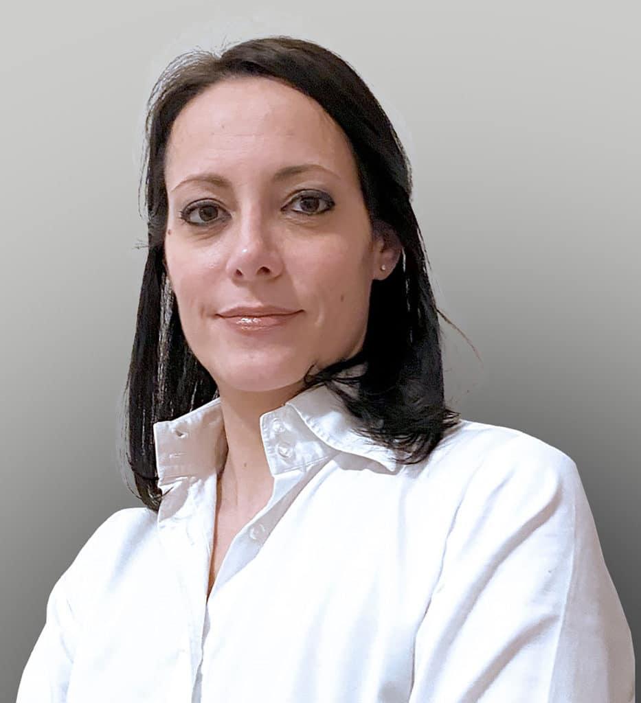 Erica Valeria Ferraioli, responsable des prix Alfa Romeo & Lancia