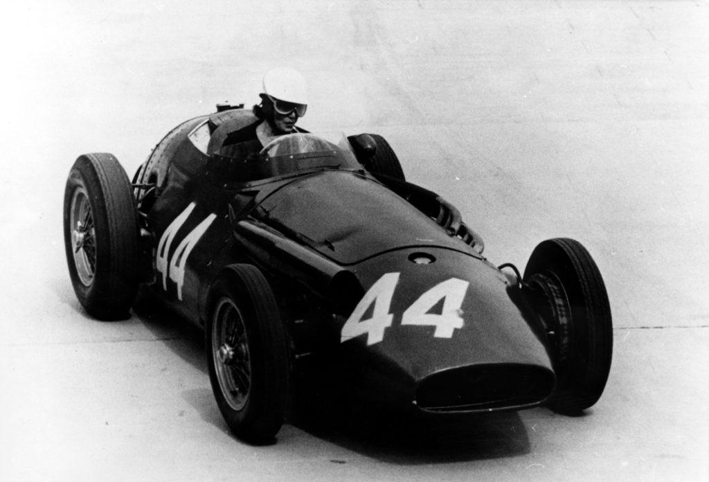 Maria Teresa de Filippis and Maserati 250F (1958)
