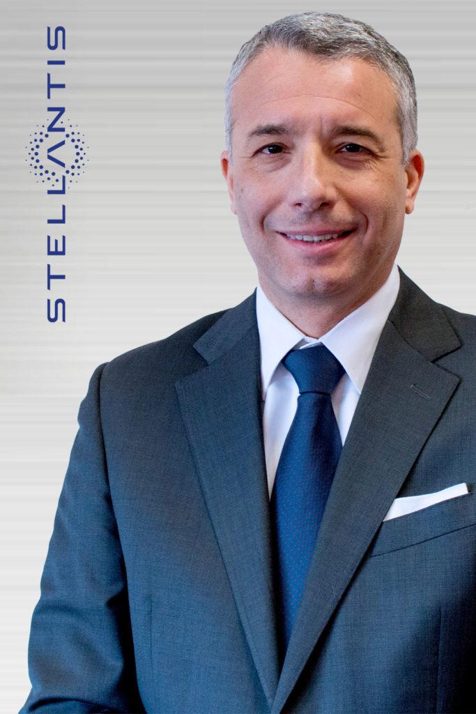 Santo Ficili, Country Manager Stellantis pour l'Italie