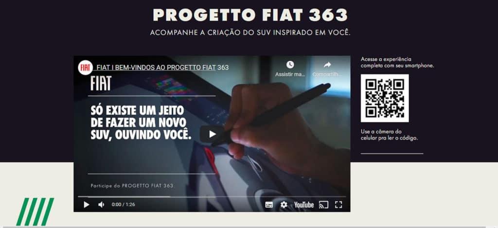 Projetto Fiat 363