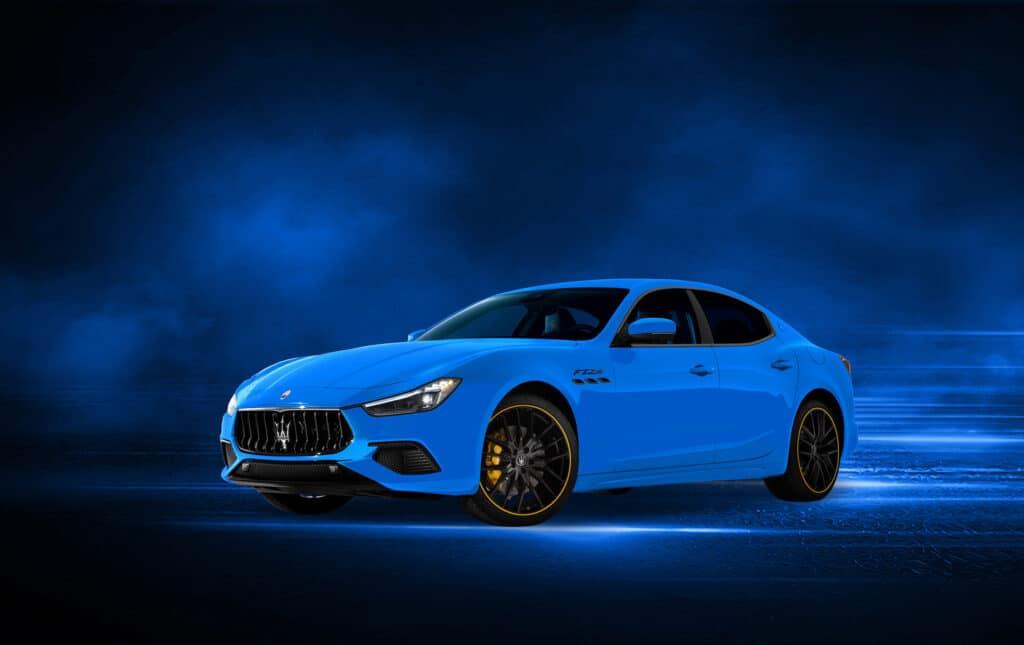 Maserati Levante et Ghibli F Tributo Special Edition