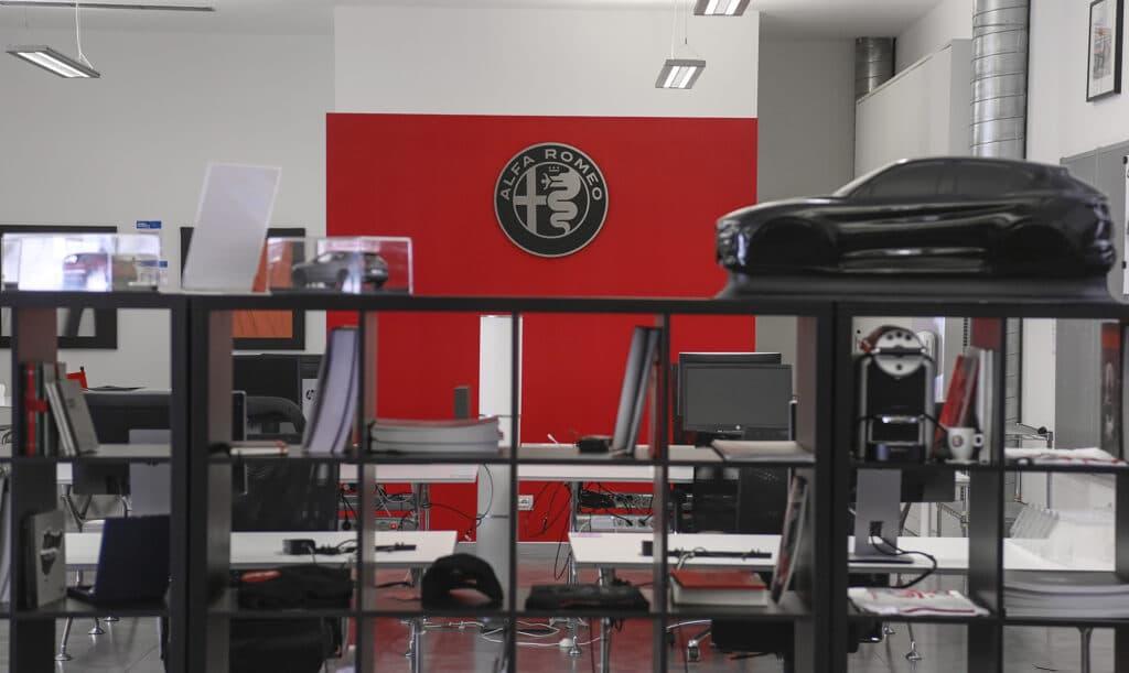 Nouveau siège social pour Alfa Romeo à... Turin, au sein du Centro Stile de la marque