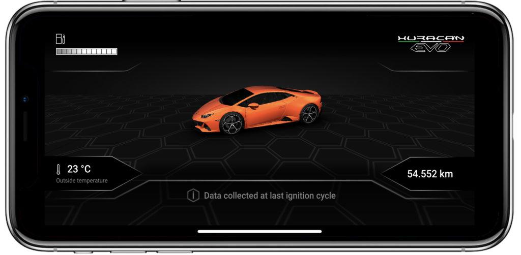 Amazon Alexa commande la Lamborghini Huracan Evo à la voix