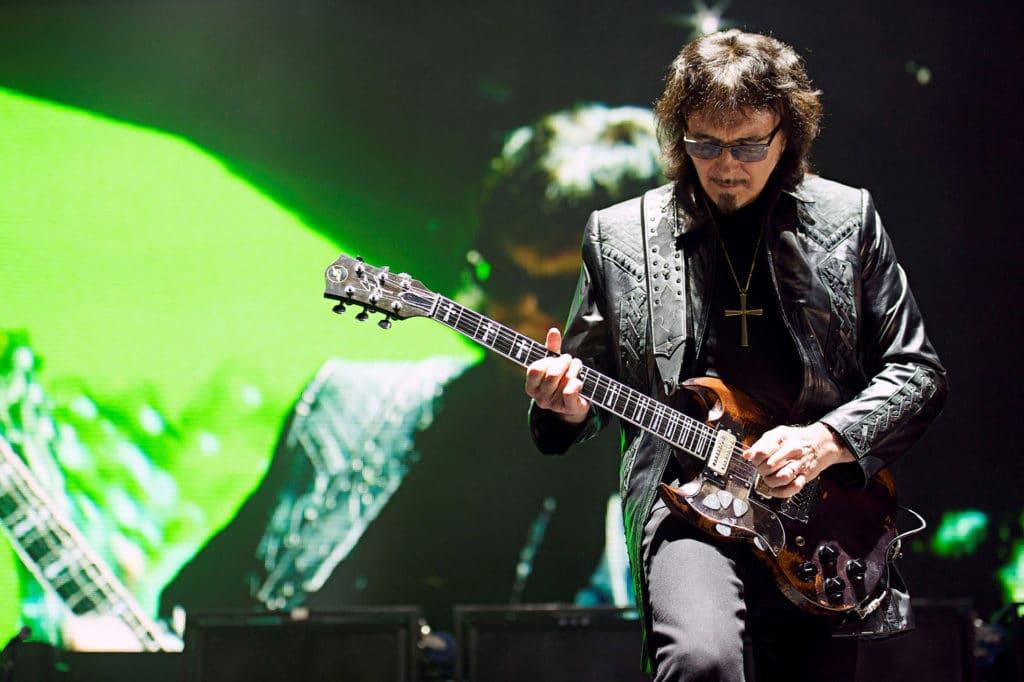 Tony Iommi, la légende du rock totalement fan de Lamborghini