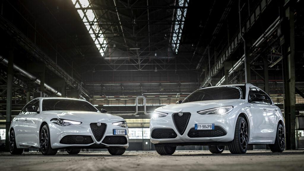 Alfa Romeo et Abarth remportent 5 prix aux Best Brands 2021 du magazine Auto Bild - Alfa Romeo Giulia et Stelvio