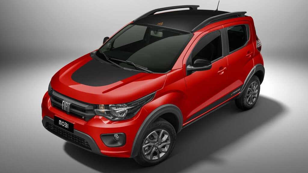 Fiat Mobi Trekking - Marché sud américain 2021