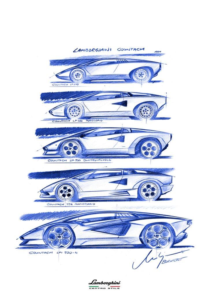 Lamborghini Countach LPI 800-4-14