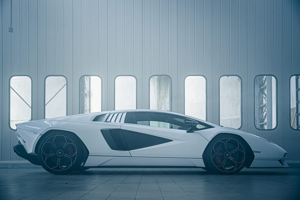 Lamborghini Countach LPI 800-4-22