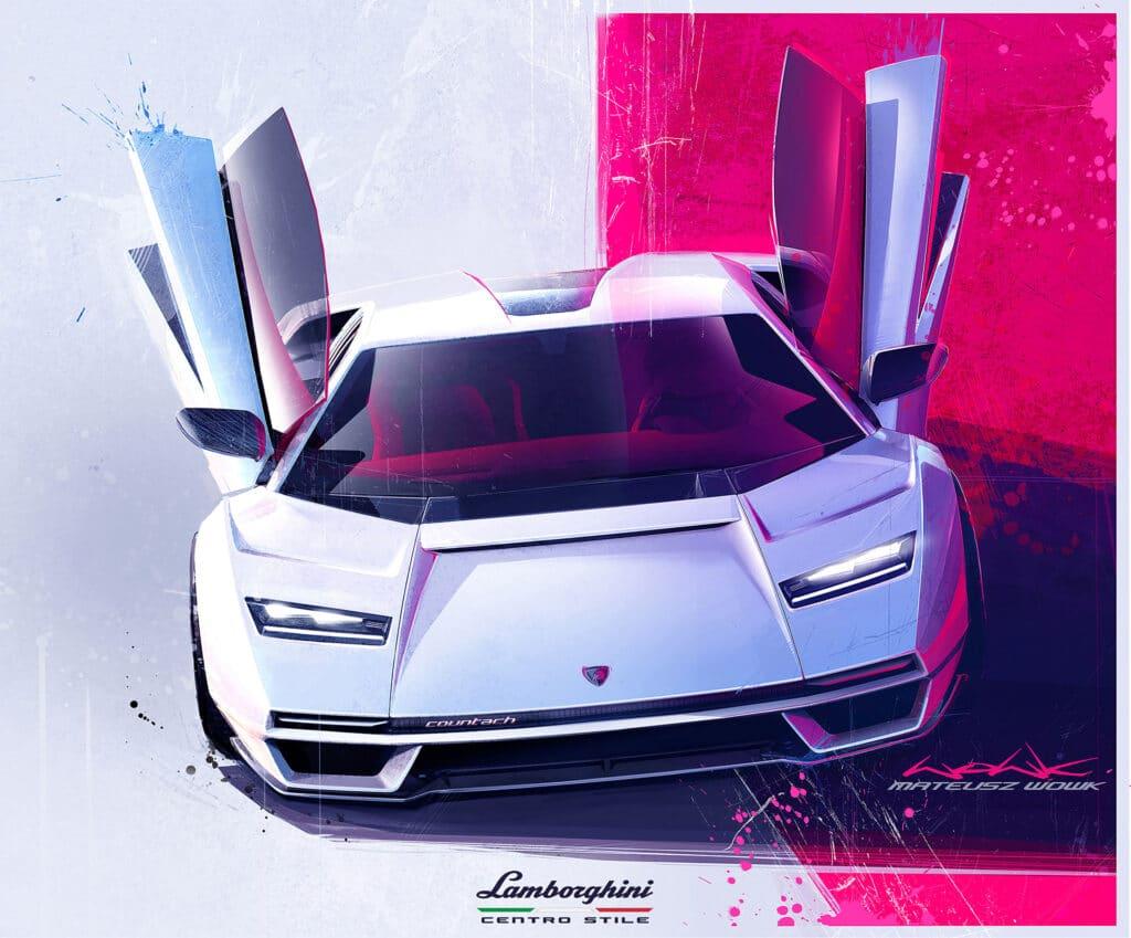 Lamborghini Countach LPI 800-4-4