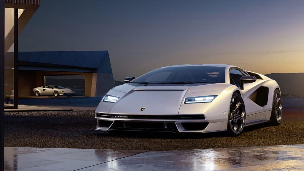 Lamborghini Countach LPI 800-4-57