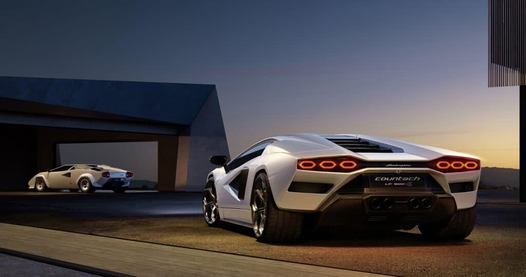 Lamborghini Countach LPI 800-4-58