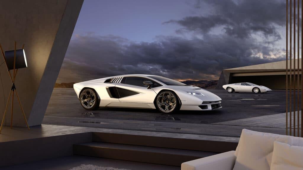 Lamborghini Countach LPI 800-4-60