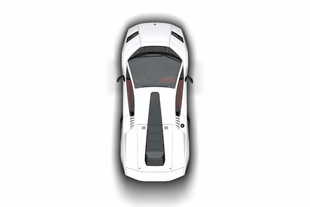 Lamborghini Countach LPI 800-4-61