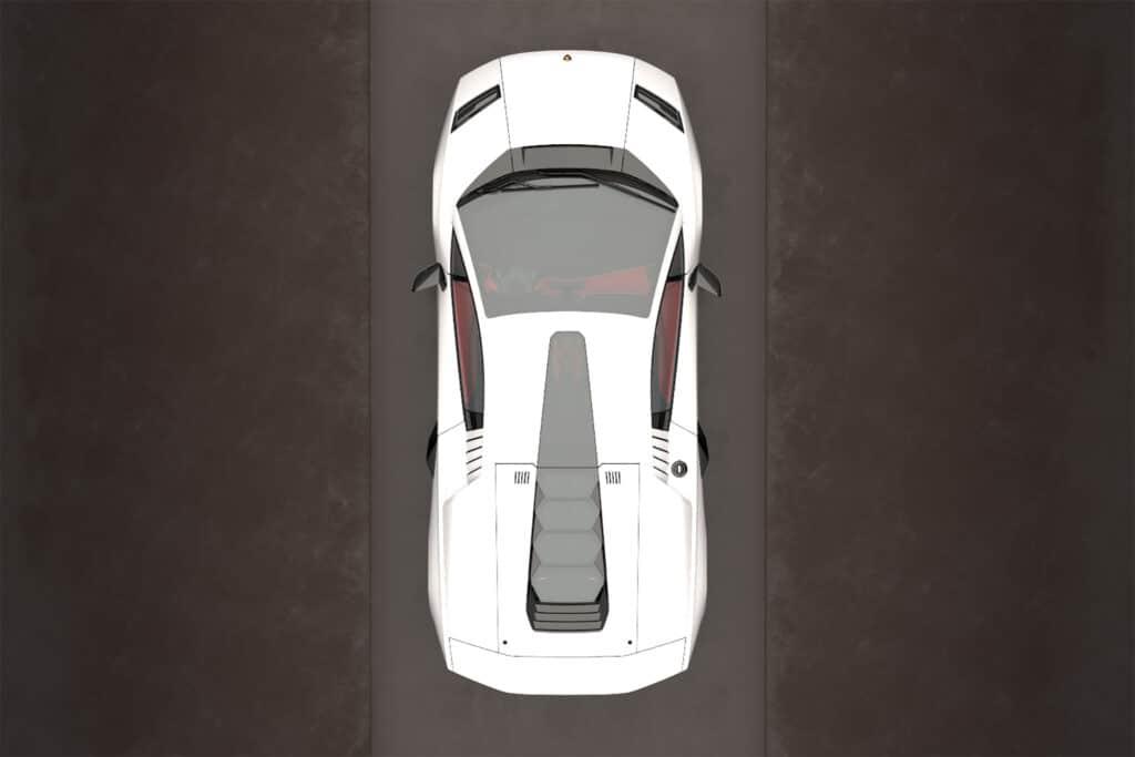 Lamborghini Countach LPI 800-4-63