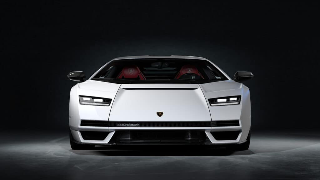 Lamborghini Countach LPI 800-4-68