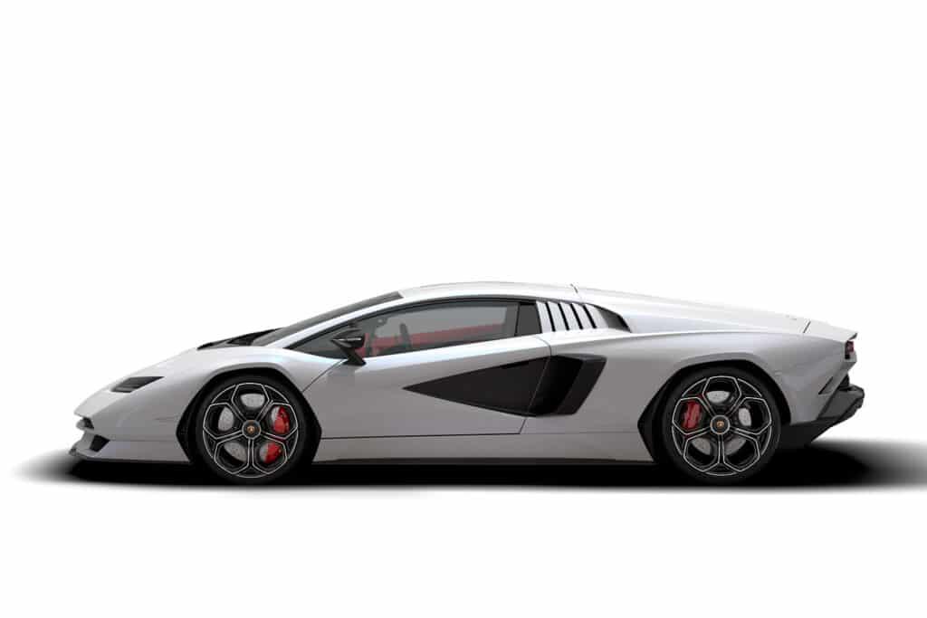 Lamborghini Countach LPI 800-4-70