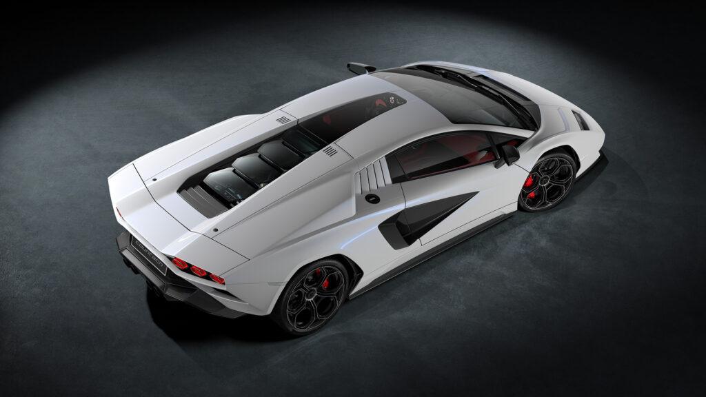Lamborghini Countach LPI 800-4-71
