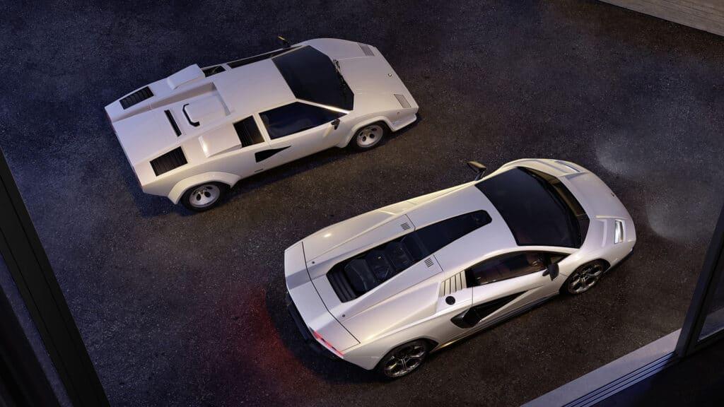 Lamborghini Countach LPI 800-4-72